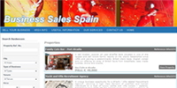 Businesses Sale in Spain (PHP+Mysql)