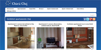 Chirii-Cluj.ro -best rental offers in Cluj(apartments, houses, offices, commercial spaces, deposits). Website optimized for search engines and SERP started.