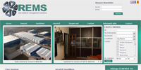 REMS Imobiliare -  Real estate agency website implemented using Yii Framework with a Mysql database. A complete CMS to manage all website imformation: real estate properties,images, text pages, newsletter, agents and more.